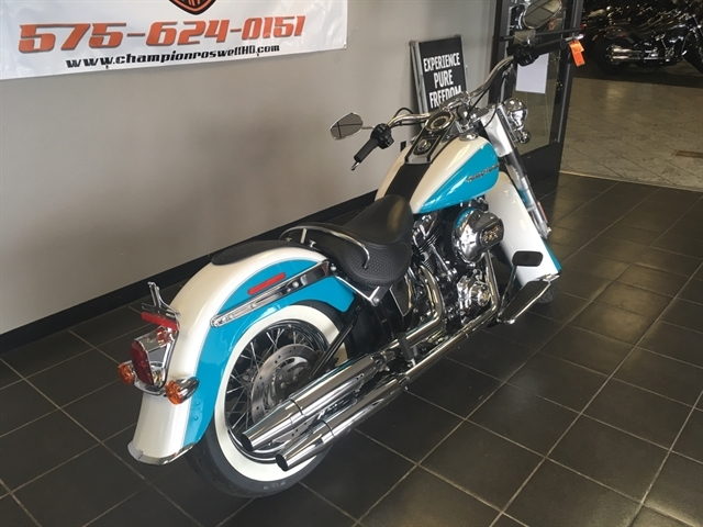 2017 Harley-Davidson Softail Deluxe at Champion Harley-Davidson
