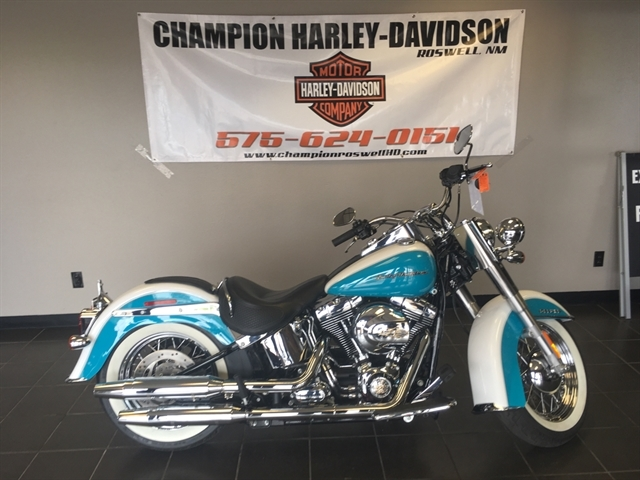 2017 Harley-Davidson Softail Deluxe at Champion Harley-Davidson