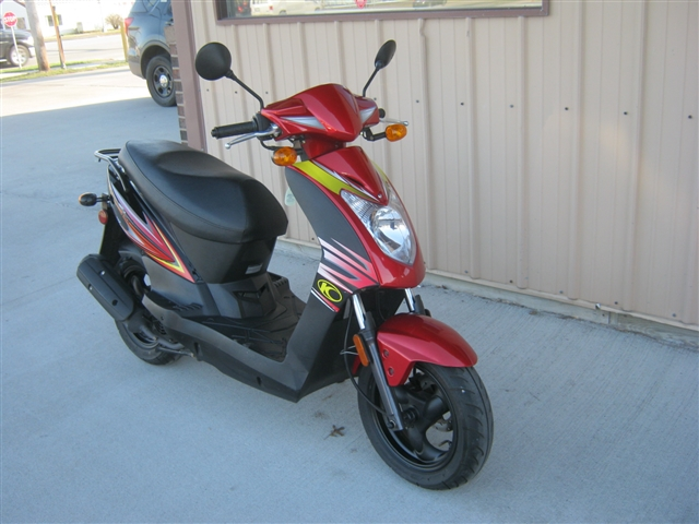 2009 KYMCO Agility 125 at Brenny's Motorcycle Clinic, Bettendorf, IA 52722