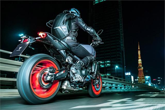2021 Yamaha MT 09 at Friendly Powersports Baton Rouge