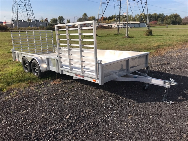 2018 Sport Haven AUT718T at Hebeler Sales & Service, Lockport, NY 14094