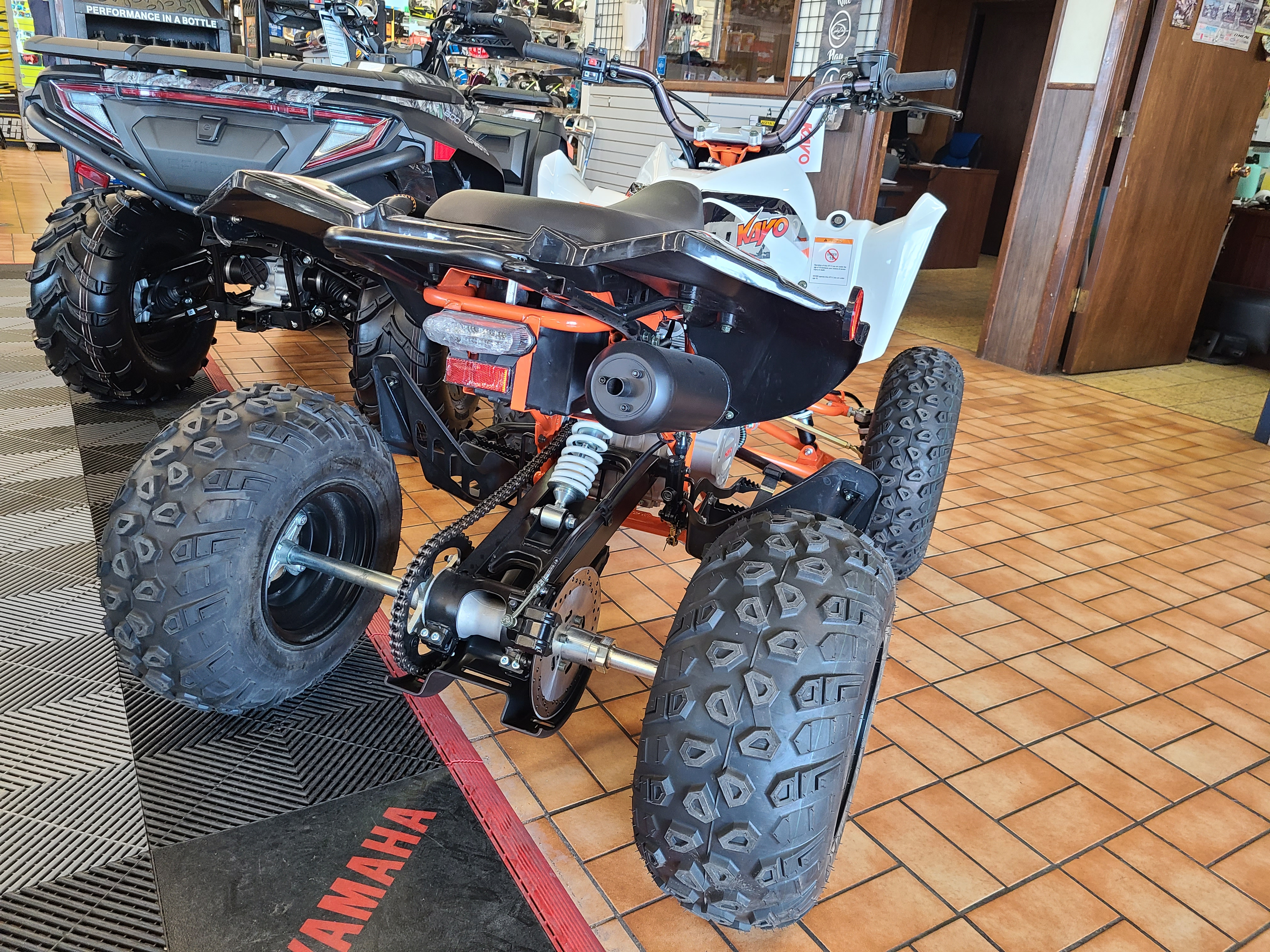2021 Kayo JACKAL 200 at Bobby J's Yamaha, Albuquerque, NM 87110
