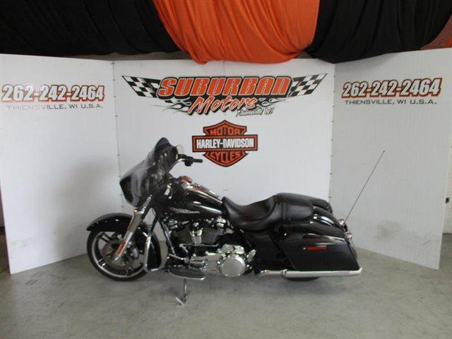 2017 Harley-Davidson Street Glide at Suburban Motors Harley-Davidson