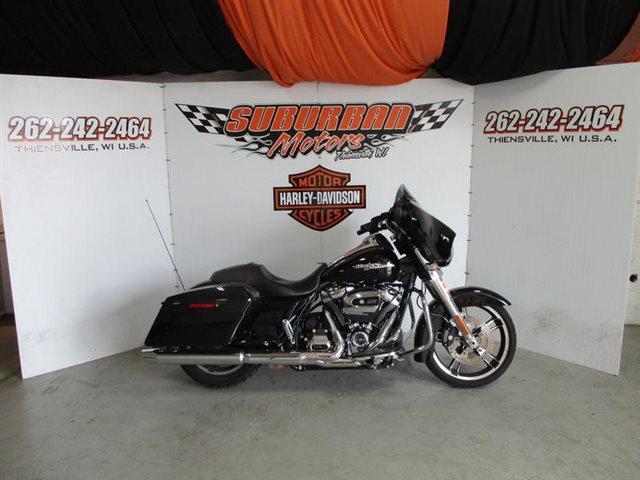 2017 HD FLHX at Suburban Motors Harley-Davidson