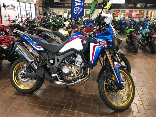 2019 Honda Africa Twin Base at Wild West Motoplex