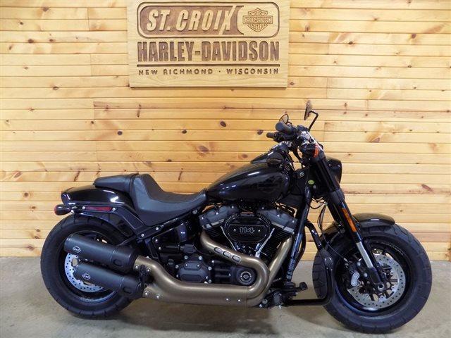 2018 Harley-Davidson Softail Fat Bob 114 at St. Croix Harley-Davidson