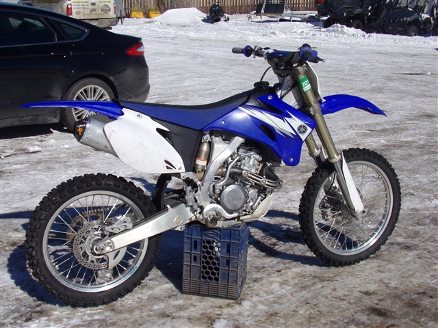 2006 Yamaha YZ 250F $90/month at Power World Sports, Granby, CO 80446