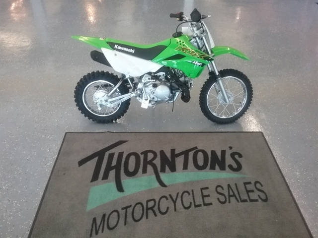 2020 Kawasaki KLX 110 at Thornton's Motorcycle - Versailles, IN