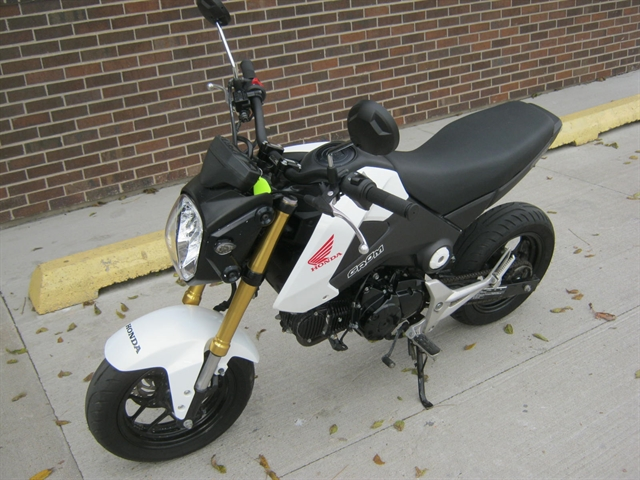 2015 Honda MSX125 Grom at Brenny's Motorcycle Clinic, Bettendorf, IA 52722