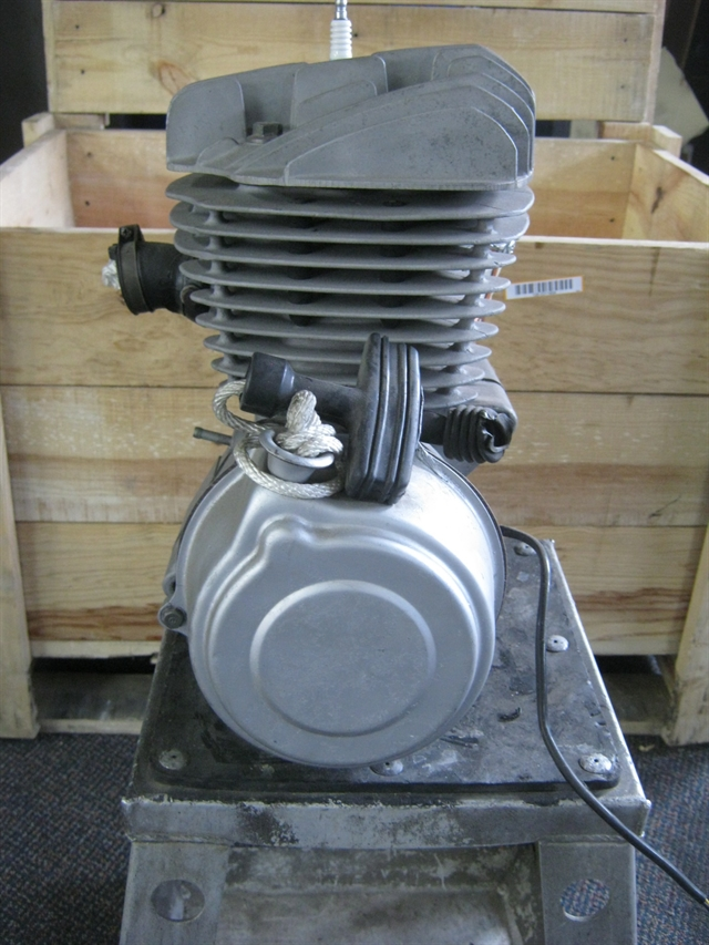 1980 Honda FL250 Odyssey Engine Exchange at Brenny's Motorcycle Clinic, Bettendorf, IA 52722