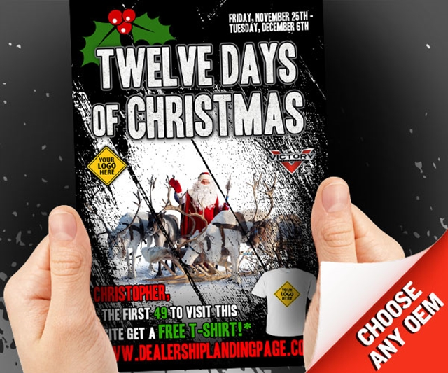 Twelve Days of Christmas  at PSM Marketing - Peachtree City, GA 30269