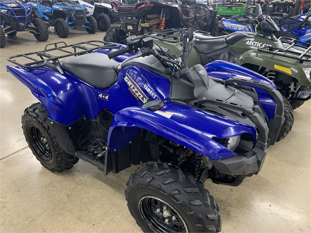 2009 Yamaha Grizzly 550 FI Auto 4x4 at ATVs and More