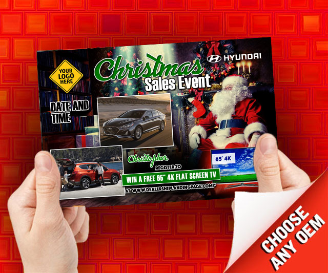 2019 Winter Christmas Sales Event Automotive at PSM Marketing - Peachtree City, GA 30269