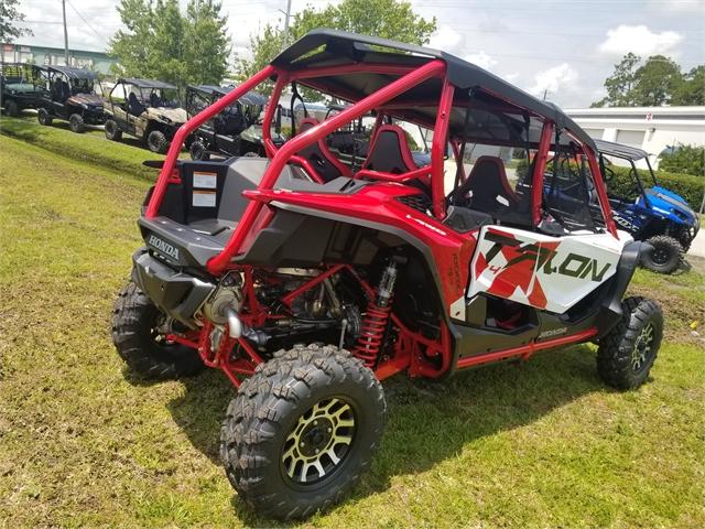2021 Honda Talon 1000X-4 FOX Live Valve at Powersports St. Augustine