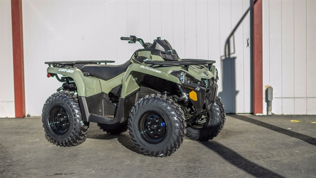 2019 Can-Am Outlander 570 at Jacksonville Powersports, Jacksonville, FL 32225