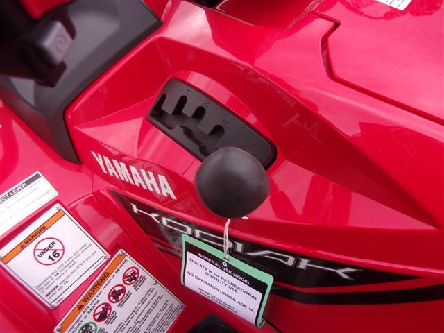 2019 Yamaha Kodiak 700 Red at Bobby J's Yamaha, Albuquerque, NM 87110
