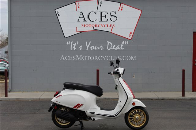2021 Vespa Sprint 150 Racing Sixties at Aces Motorcycles - Fort Collins