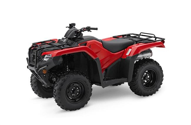 2020 Honda FourTrax Rancher 4X4 at Waukon Power Sports, Waukon, IA 52172