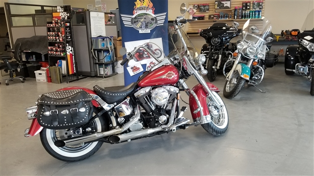 1996 Harley-Davidson Heritage Softail at Freedom Rides, Lincoln, CA 95648