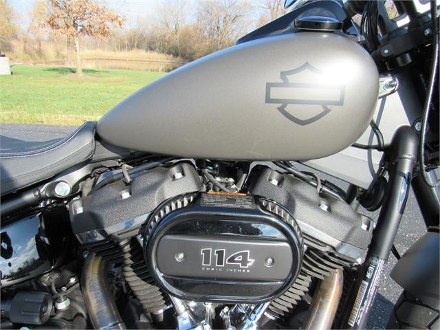2018 Harley-Davidson Softail Fat Bob 114 at Conrad's Harley-Davidson