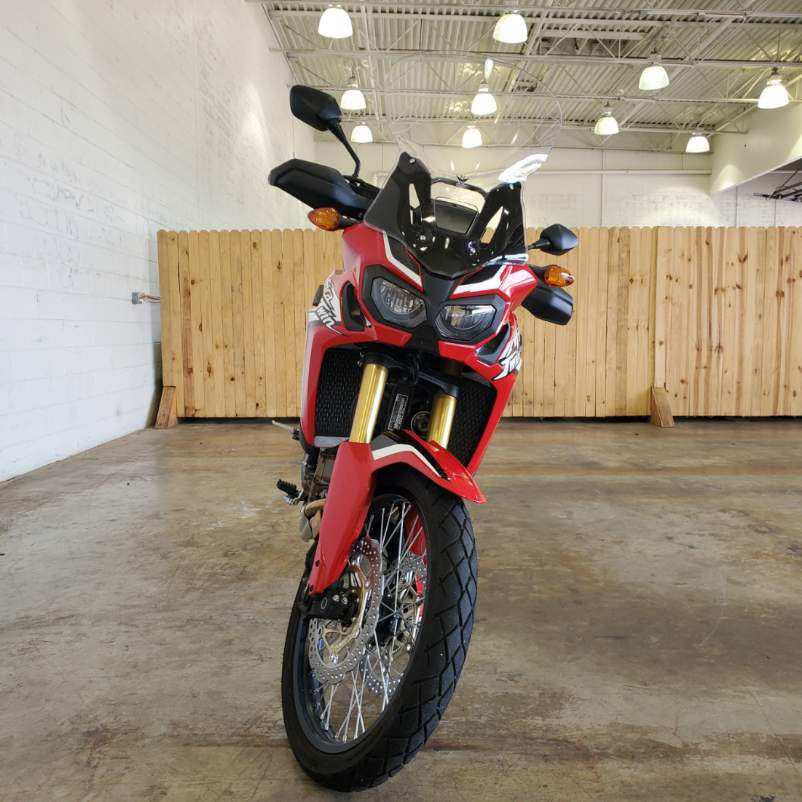2017 Honda Africa Twin Base at Twisted Cycles