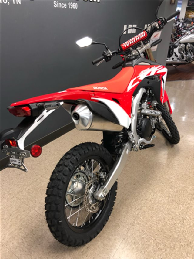 2019 Honda CRF 450L at Sloan's Motorcycle, Murfreesboro, TN, 37129