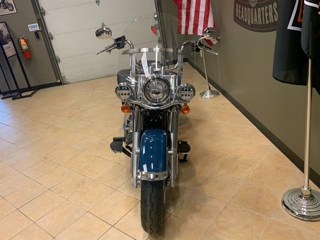 2021 Harley-Davidson Touring Heritage Classic at Loess Hills Harley-Davidson