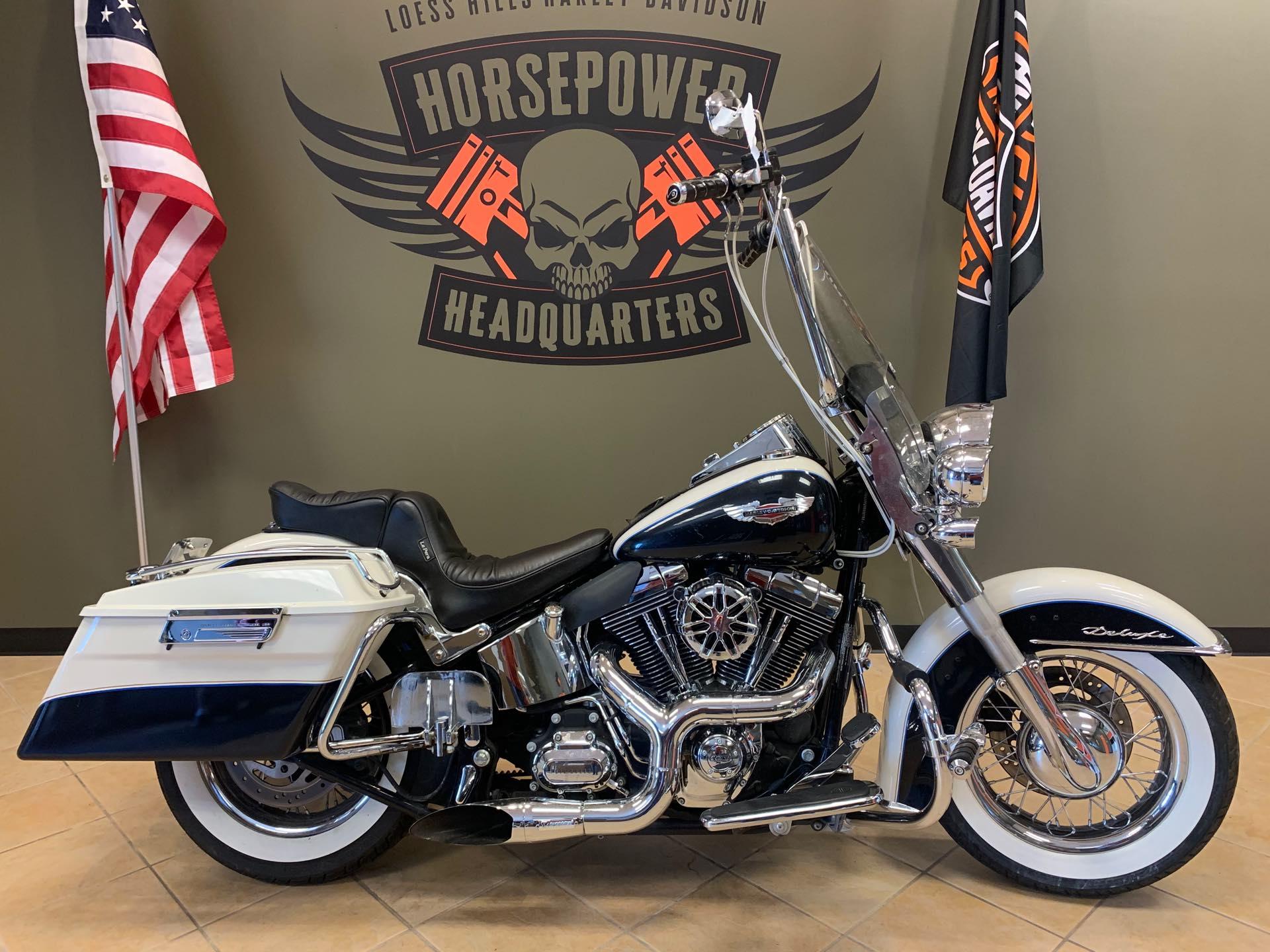 2013 Harley-Davidson Softail Deluxe at Loess Hills Harley-Davidson