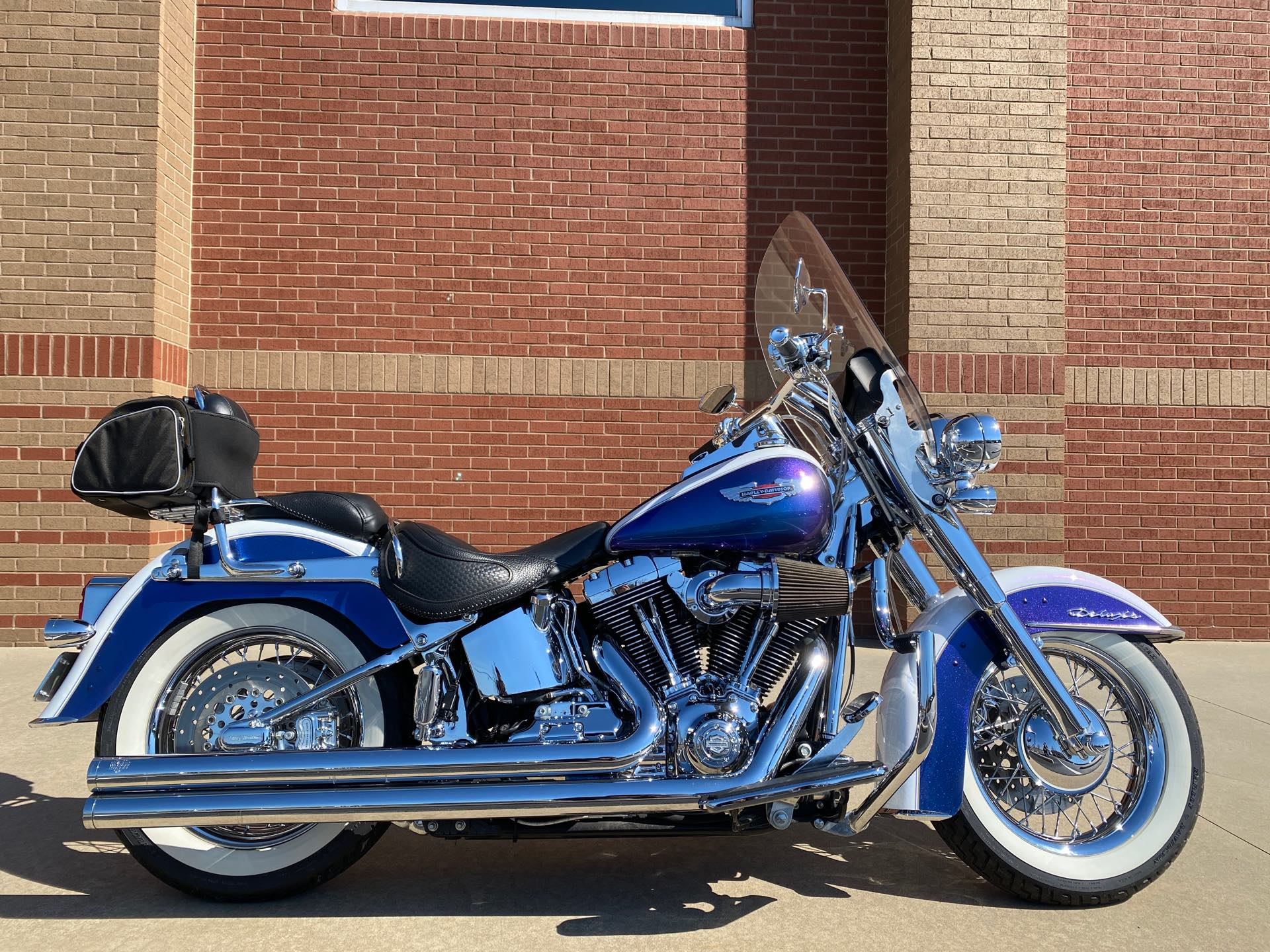 2010 Harley-Davidson Softail Deluxe at Harley-Davidson of Macon