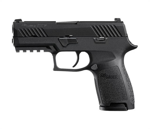 2019 Sig Sauer P320 Nitron Compact at Harsh Outdoors, Eaton, CO 80615