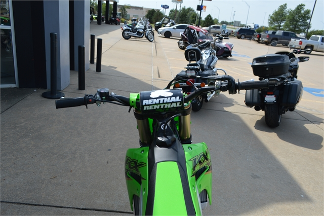 2022 Kawasaki KX 250X at Shawnee Honda Polaris Kawasaki