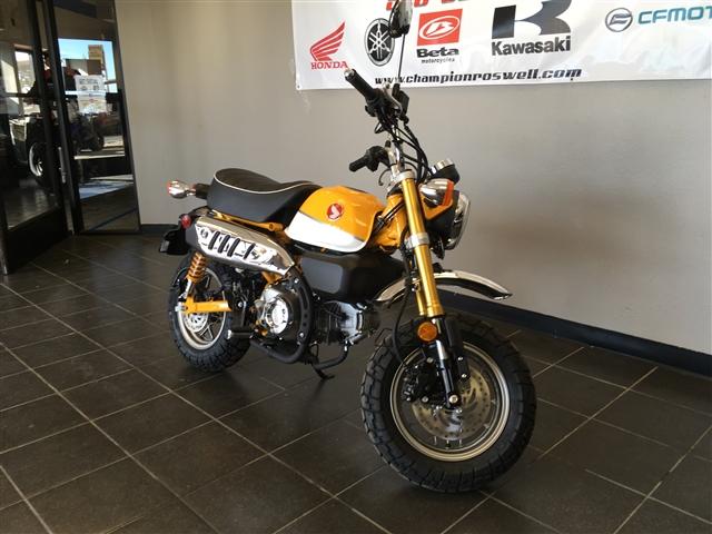 2019 Honda Monkey Base at Champion Motorsports, Roswell, NM 88201