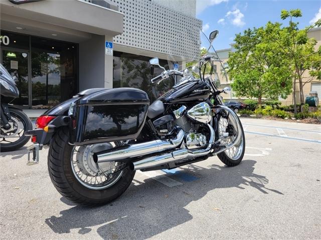 2012 Honda Shadow Spirit 750 at Fort Lauderdale