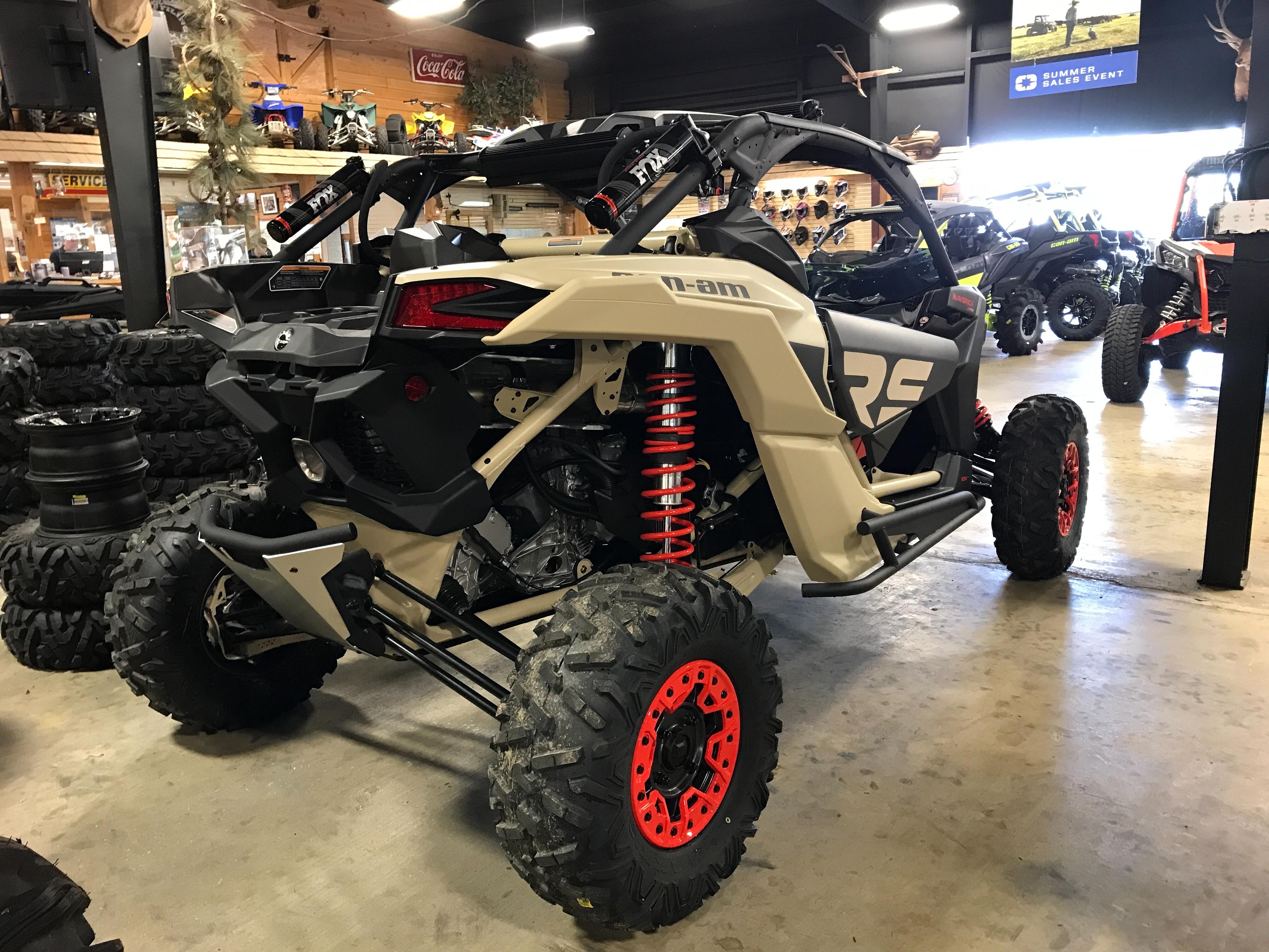 2021 CAN-AM X3 TURBO RR SS at ATV Zone, LLC