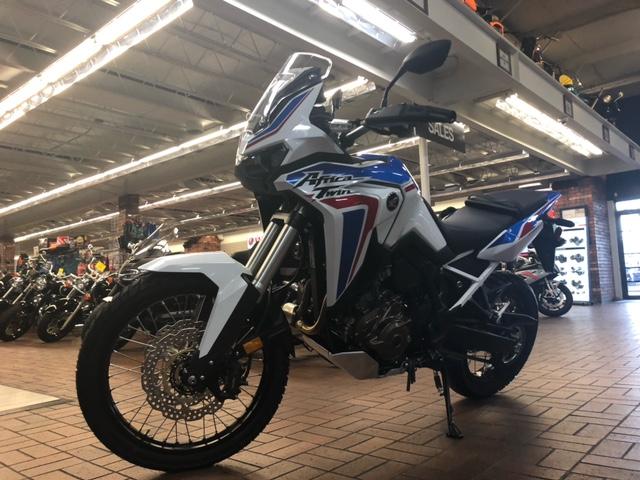 2021 Honda Africa Twin Base at Wild West Motoplex