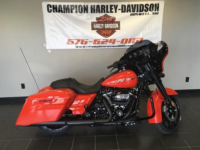 2020 HARLEY FLHXS at Champion Harley-Davidson