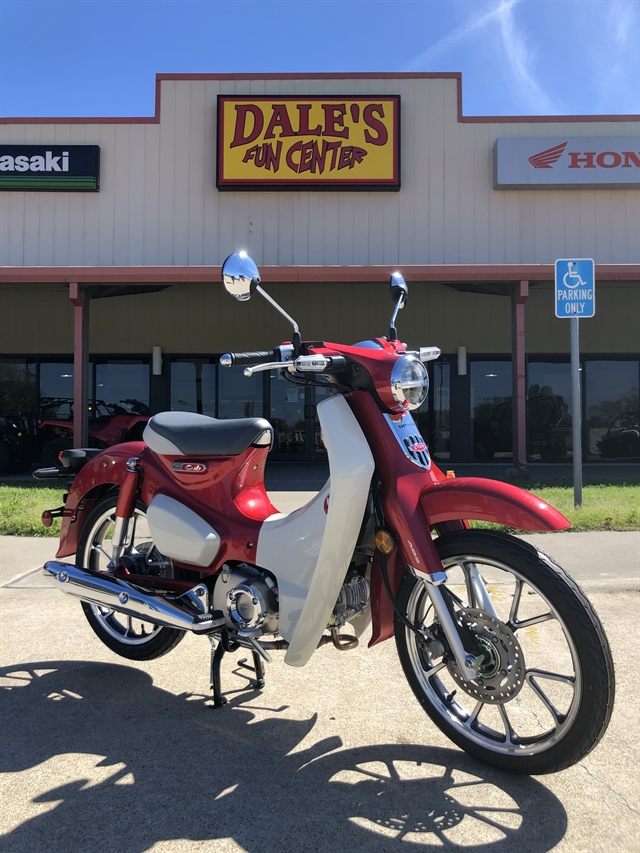 2020 Honda Super Cub C125 ABS at Dale's Fun Center, Victoria, TX 77904