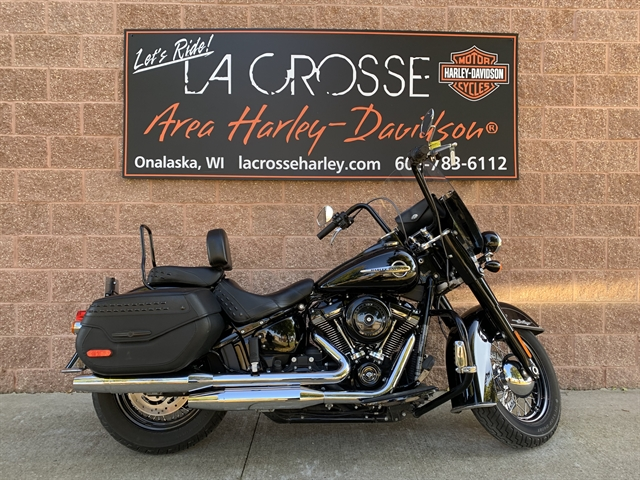 2018 Harley-Davidson Softail Heritage Classic at La Crosse Area Harley-Davidson, Onalaska, WI 54650