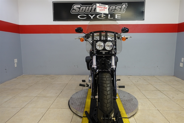 2014 Harley-Davidson Dyna Fat Bob at Southwest Cycle, Cape Coral, FL 33909