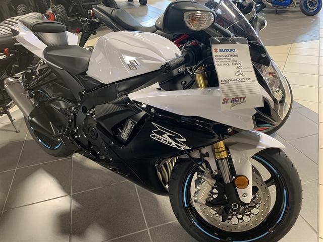 2020 Suzuki GSX-R 750 at Star City Motor Sports