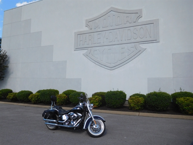 2015 Harley-Davidson Softail Deluxe at Bumpus H-D of Murfreesboro