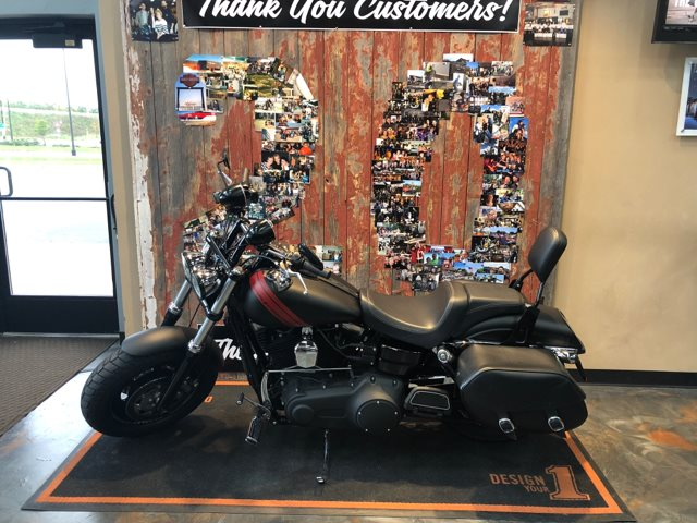 2014 Harley-Davidson Dyna Fat Bob at Vandervest Harley-Davidson, Green Bay, WI 54303
