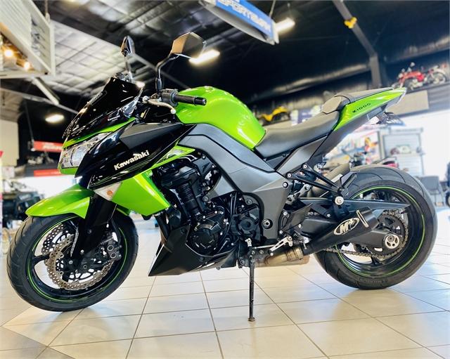2011 Kawasaki Z 1000 at Rod's Ride On Powersports