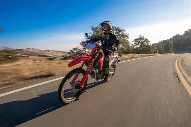 2021 Honda CRF 300L ABS at Interstate Honda