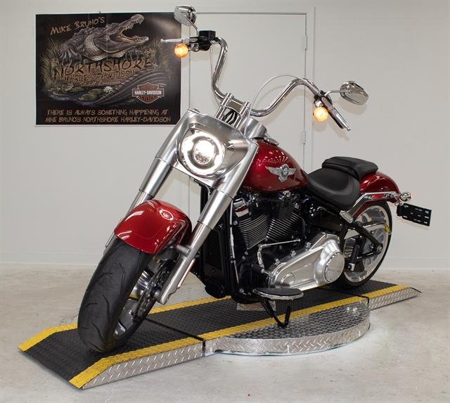2019 Harley-Davidson Softail Fat Boy at Mike Bruno's Northshore Harley-Davidson