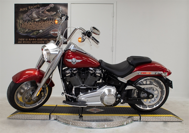 2019 Harley-Davidson Softail Fat Boy at Mike Bruno's Northshore Harley-Davidson
