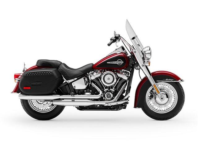 2020 Harley-Davidson FLHC - Softail  Heritage Classic at Roughneck Harley-Davidson