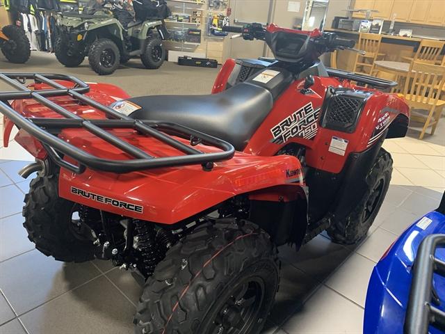 2021 Kawasaki Brute Force 750 4x4i at Star City Motor Sports
