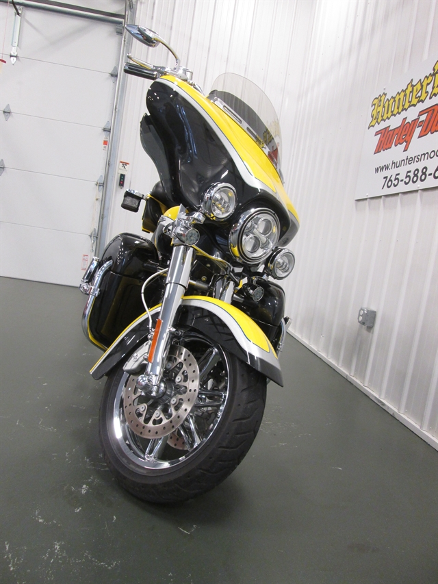 2012 Harley-Davidson Electra Glide CVO Ultra Classic at Hunter's Moon Harley-Davidson®, Lafayette, IN 47905