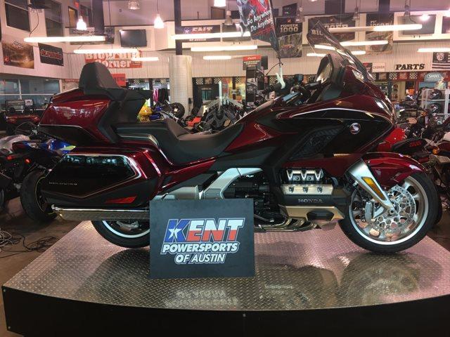 2018 Honda Gold Wing Tour Airbag DCT at Kent Powersports of Austin, Kyle, TX 78640